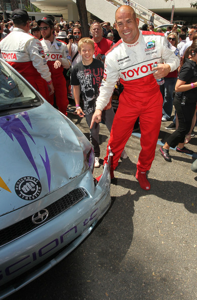 35th Annual Toyota Pro Celebrity Race Day 2 Stock Photos ...