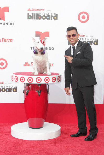 Arrivals at the Billboard Latin Music Awards