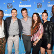 Titus Makin Jr. Entertainment Weekly Hosts Its Annual Comic-Con Bash - Arrivals
