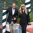 Tiziana Rocca Celebrity Excelsior Arrivals During The 77th Venice Film Festival - Day 5