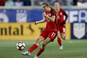 Tobin Heath 2017 SheBelieves Cup - United States v England