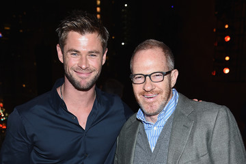 Toby Emmerich '12 Strong' World Premiere - After Party