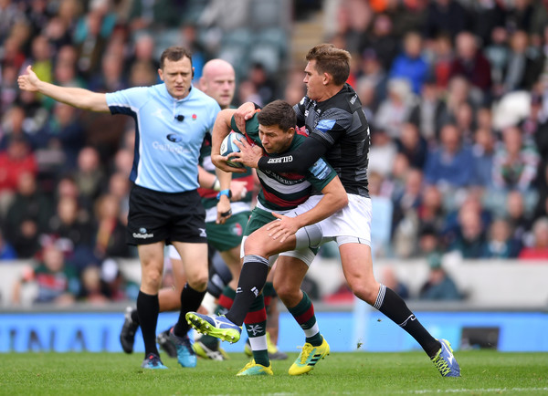 Leicester Tigers vs. Newcastle Falcons - Gallagher Premiership Rugby []