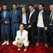 Toby Kebbell Los Angeles Special Screening of Netflix's 'The Angel'