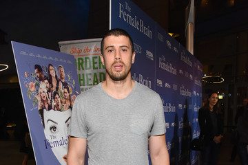 Toby Kebbell The Los Angeles Premiere of IFC's THE FEMALE BRAIN sponsored by SVEDKA Vodka and Avenue Los Angeles