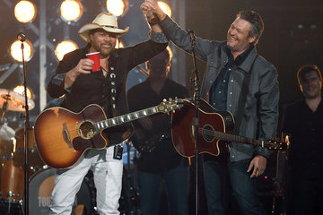Toby Keith 53rd Academy Of Country Music Awards - Show