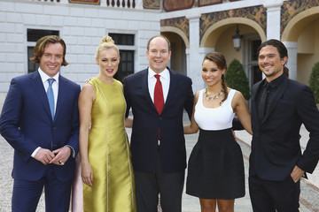 Toby Stephens Hannah New 54th Monte-Carlo Television Festival: Day 3