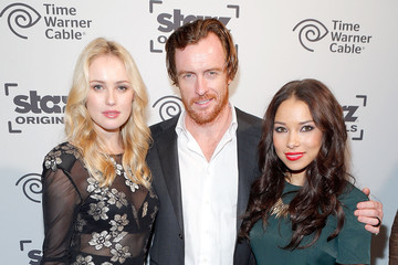 Toby Stephens Hannah New Starz Sleep No More Event in NYC