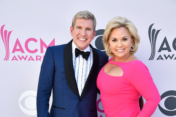 Todd Chrisley 52nd Academy of Country Music Awards - Arrivals