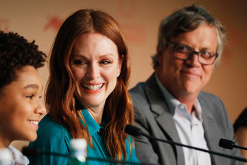 """Todd Haynes """"Wonderstruck"""" Press Conference  - The 70th Annual Cannes Film Festival"""