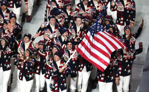 Winter Olympic Games Opening Ceremony []