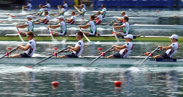 FISA Rowing World Championships - Day Four