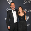 Todd Phillips The 2020 InStyle And Warner Bros. 77th Annual Golden Globe Awards Post-Party - Red Carpet