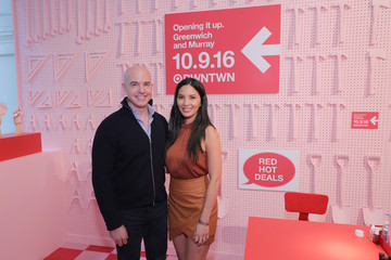 Todd Waterbury Olivia Munn Celebrates the Opening of Target Tribeca at 'Nail It Up!' Pop-Up in New York City