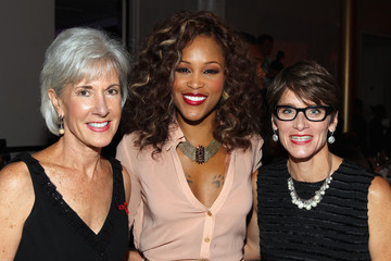 Eve Jihan Jeffers Together To End AIDS:  An Evening To Benefit amfAR And GBCHealth - Dinner
