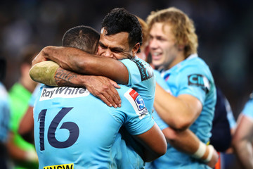 Tolu Latu Super Rugby Qualifying Final - Waratahs vs. Highlanders