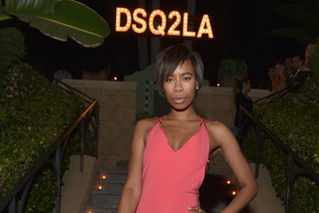 Tolula Adeyemi Dsquared2 Celebrates First Boutique