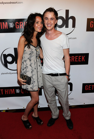 tom felton and jade olivia breakup 2011. Tom Felton and Jade Olivia