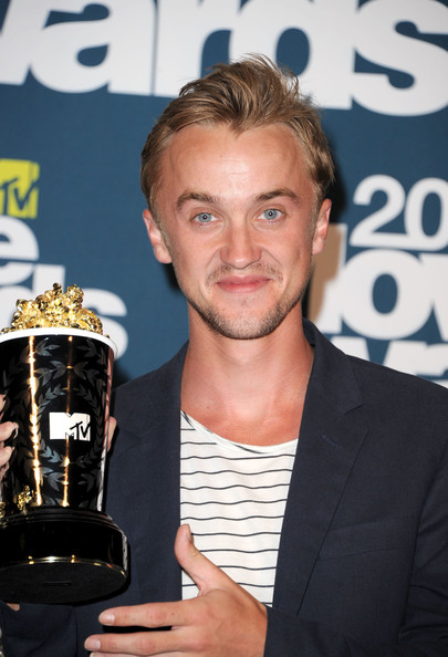 tom felton 2011. Tom Felton Best Villain winner