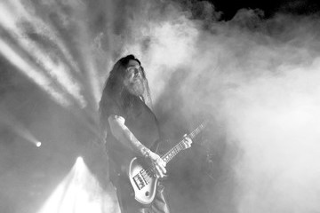 Tom Araya Slayer and Testament in Concert at the Hard Rock Joint