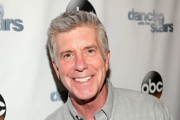 Tom Bergeron ABC's 'Dancing With The Stars' Celebrates The Semi Finals Episode