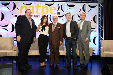 Tom Bergeron NATPE Conference: Day 2
