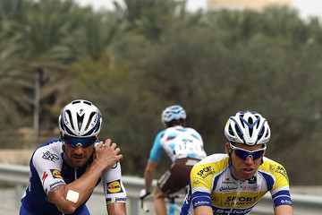Tom Boonen 8th Tour of Oman 2017 - Stage Two