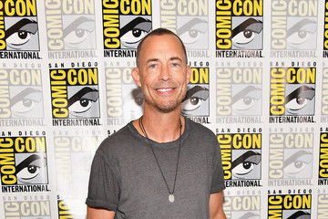 Tom Cavanagh Comic-Con International 2017 - 'The Flash' Press Line