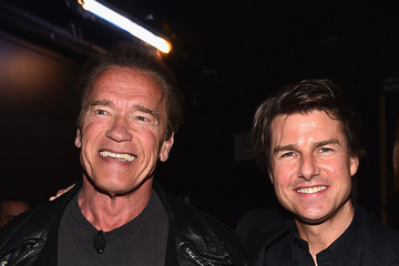 Tom Cruise CinemaCon 2015 - The State Of The Industry: Past, Present And Future And Paramount Pictures Presentation