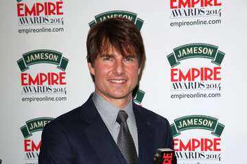 Tom Cruise Jameson Empire Awards 2014 Press Room
