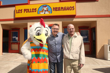 Tom Curtis 'Better Call Saul' Los Pollos Hermanos Pop Up Restaurant in Downtown LA