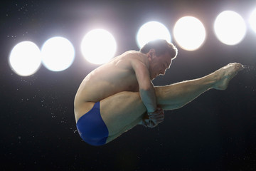 Tom Daley FINA/Midea Diving World Series 2014 - Day Three