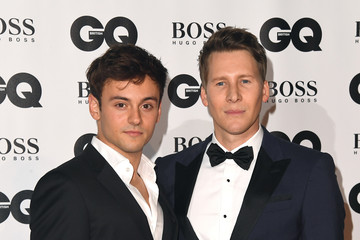 Tom Daley GQ Men Of The Year Awards 2018 - Red Carpet Arrivals