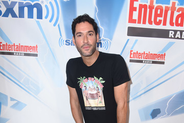Tom Ellis SiriusXM's Entertainment Weekly Radio Channel Broadcasts From Comic Con 2017 - Day 3