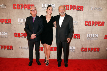 "Tom Fontana ""Copper"" New York Premiere"