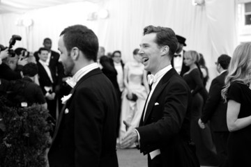 "Tom Ford ""Charles James: Beyond Fashion"" Costume Institute Gala - Candids"