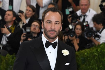 Tom Ford 'Rei Kawakubo/Comme des Garcons: Art of the In-Between' Costume Institute Gala