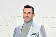 Jon Hamm attends the Tom Ford AW20 Show at Milk Studios on February 07, 2020 in Hollywood, California.