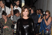Gina Gershon at Tom Ford - The Best Front Row Fashions at New York Fashion Week Spring 2017
