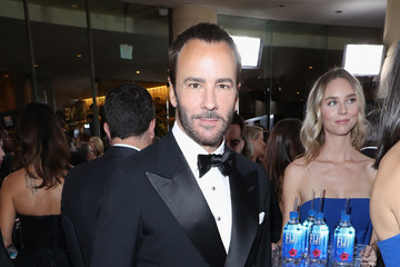 Tom Ford FIJI Water at the 74th Annual Golden Globe Awards