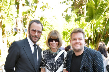 Tom Ford CFDA/Vogue Fashion Fund Show and Tea at Chateau Marmont