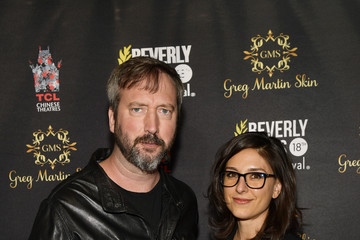 Tom Green 18th Annual International Beverly Hills Film Festival - Opening Night Gala Premiere Of 'Benjamin' - Arrivals