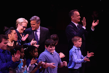 Tom Hanks SeriousFun Children's Network's New York City Gala - Inside