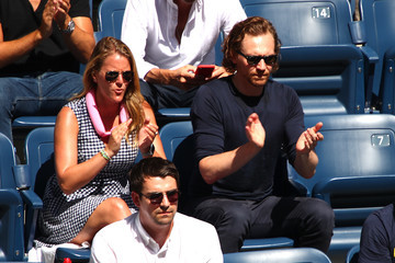 Tom Hiddleston 2019 US Open - Day 9