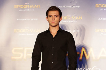 Tom Holland 'Spider-Man: Homecoming' Press Conference