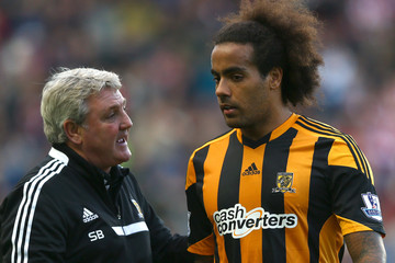 Tom Huddlestone Hull City v Sunderland - Premier League