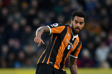 Tom Huddlestone Hull City v AFC Bournemouth - Premier League