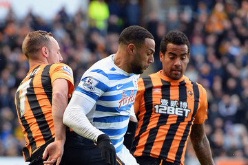 Tom Huddlestone Hull City v Queens Park Rangers - Premier League