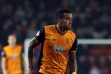 Tom Huddlestone Hull City v Leicester City - Capital One Cup Fourth Round