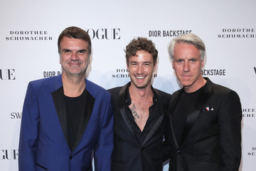 Tom Junkersdorf VOGUE Fashion Party In Berlin